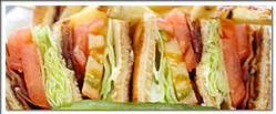 Palace Grill Catering Shop delicious lunch club sandwiches available